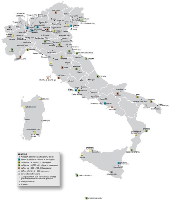 Aeroporti Italia 72-21