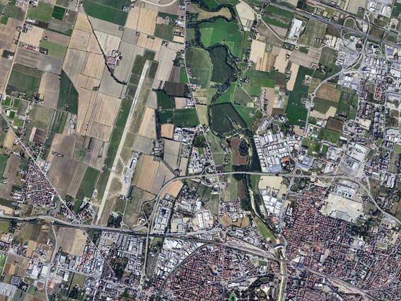 Parma 2 Apple Maps